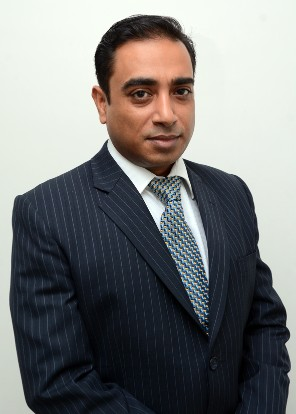 Dr. Srijon Mukherjee