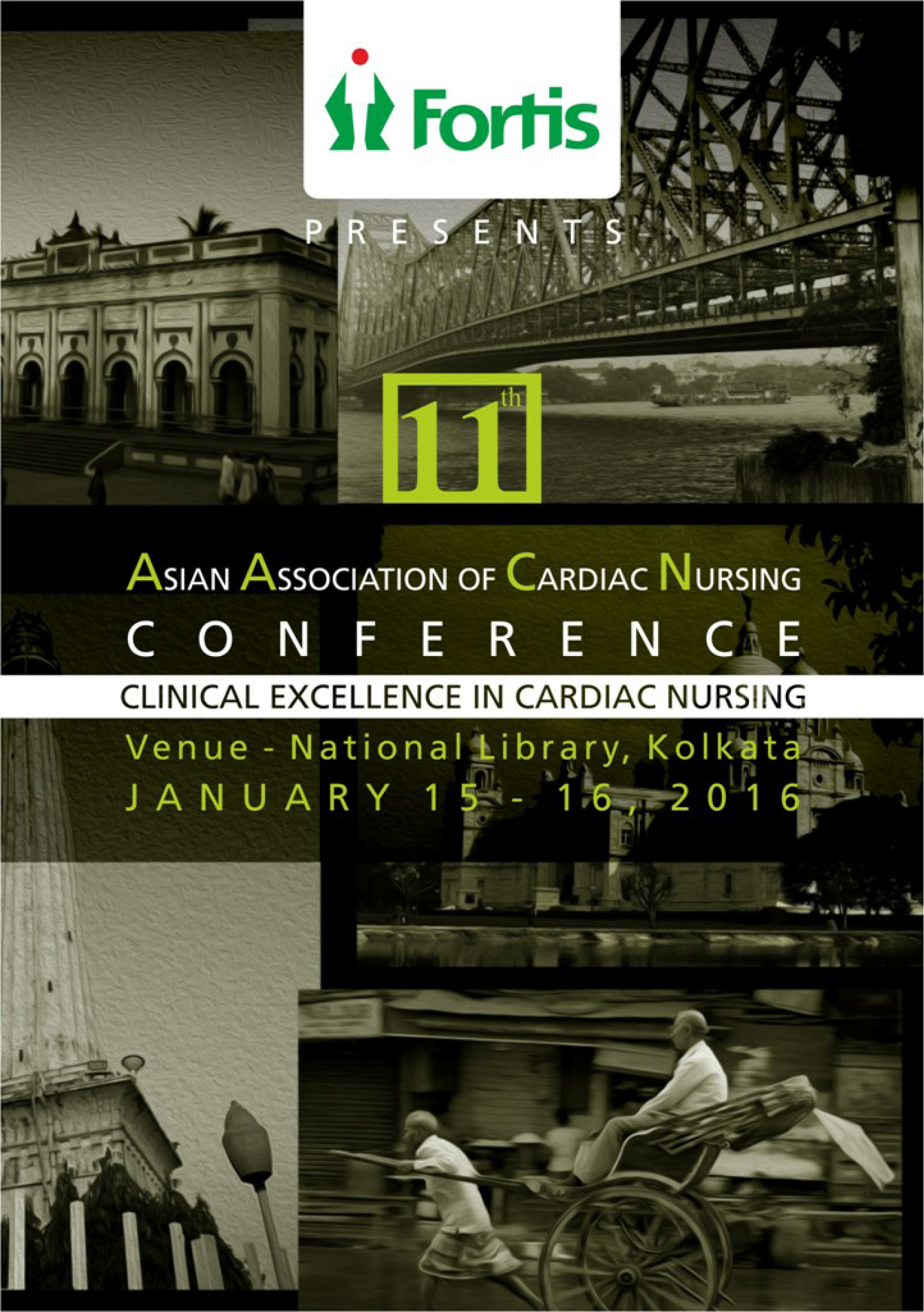 AACN Invitation Card