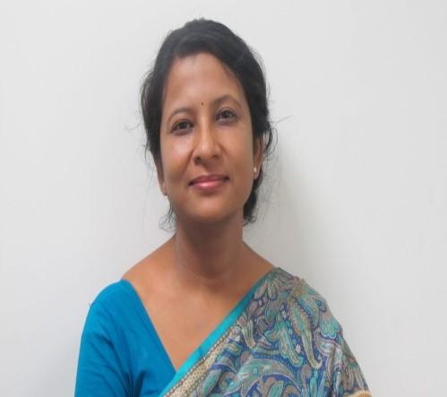 Dr. Prathama Choudhury
