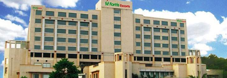 Fortis Escorts Hospital, Jaipur
