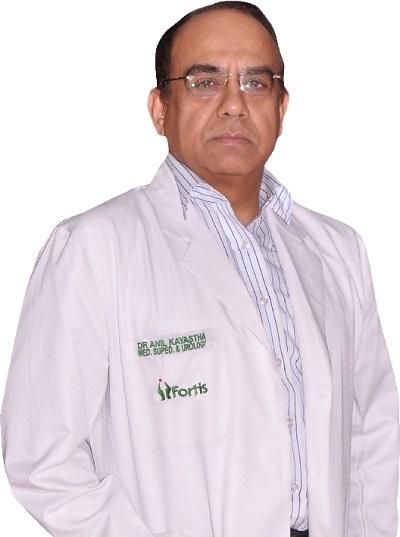Dr. Anil Kayastha