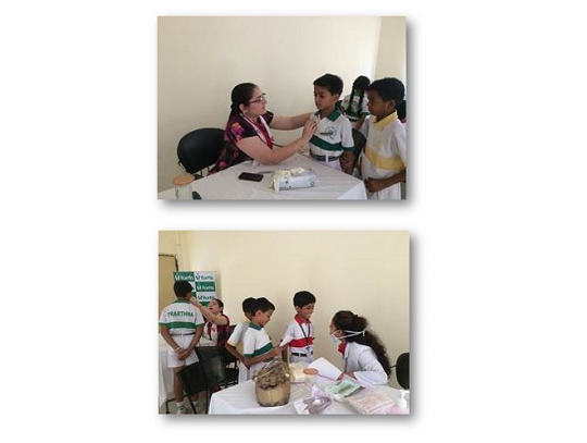 Paediatric & Dental Checkup Camp at Banyan Tree School