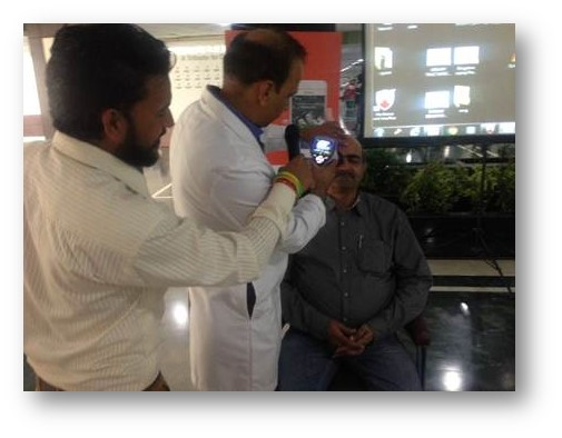 Weekend Conversation on Diabetic Retinopathy