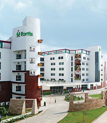 Fortis Hospital, Shalimar Bagh