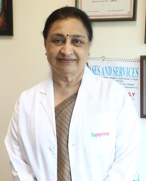 Dr. M Gouri Devi