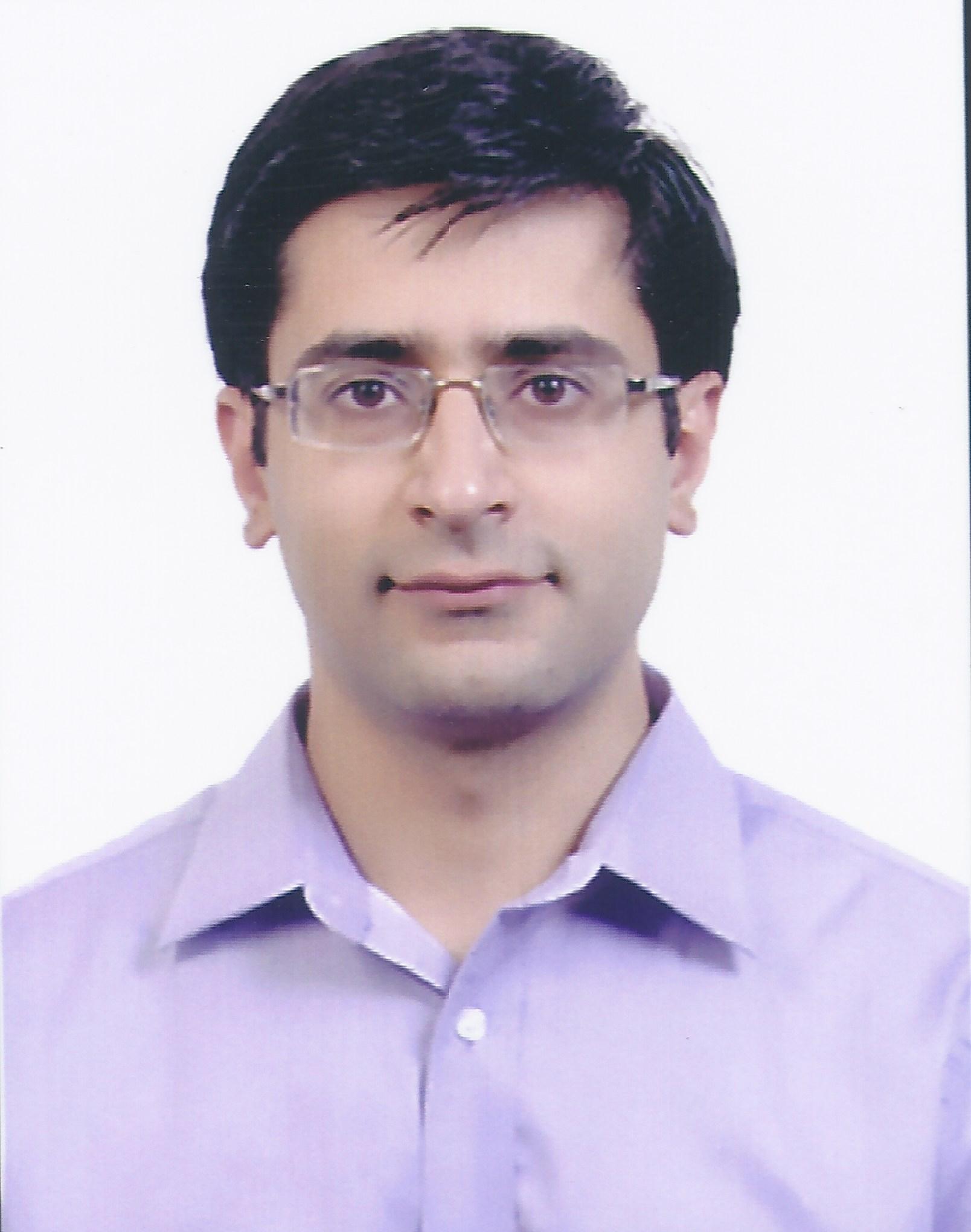 Ruchir Mehra