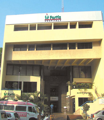 Fortis Hospital Cunningham Road