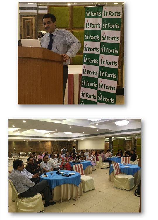 35 doctors from Karnal attend CME on Incisional Hernia