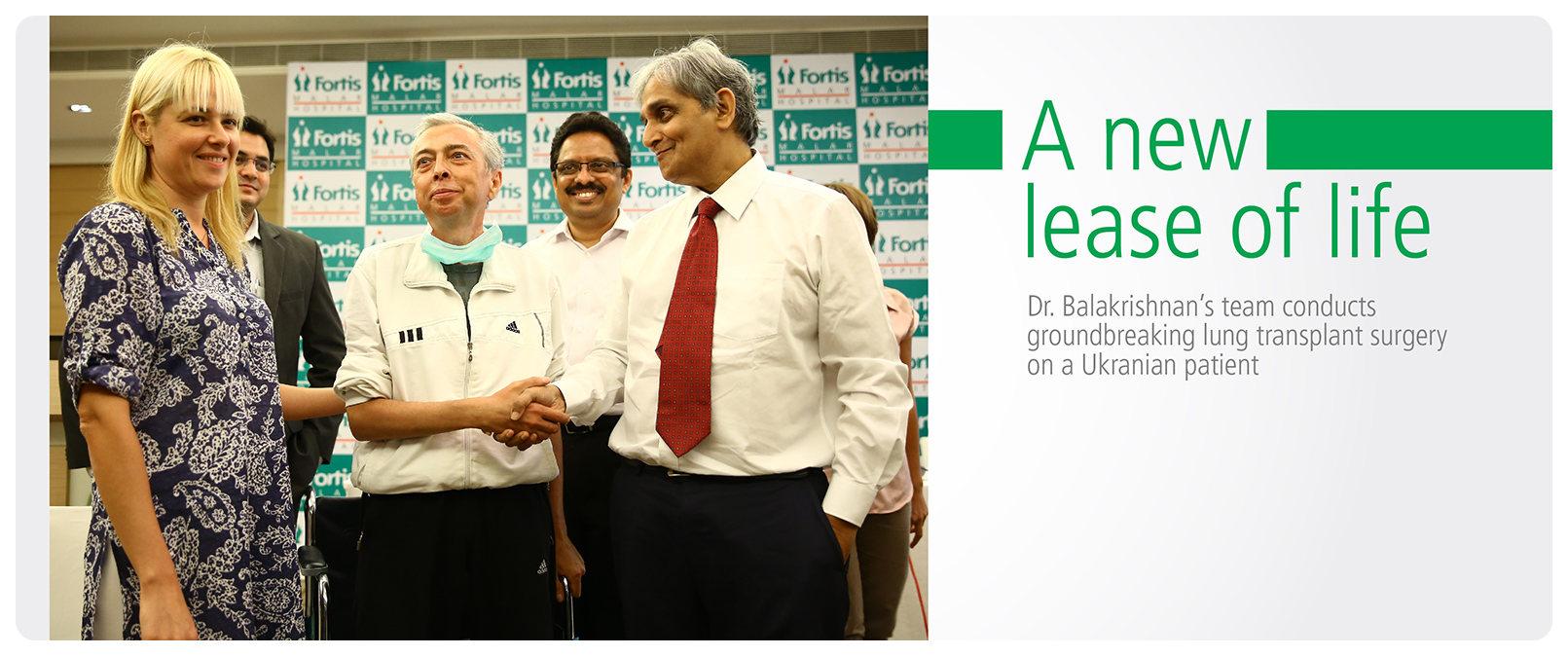 Dr Bala Krishnan