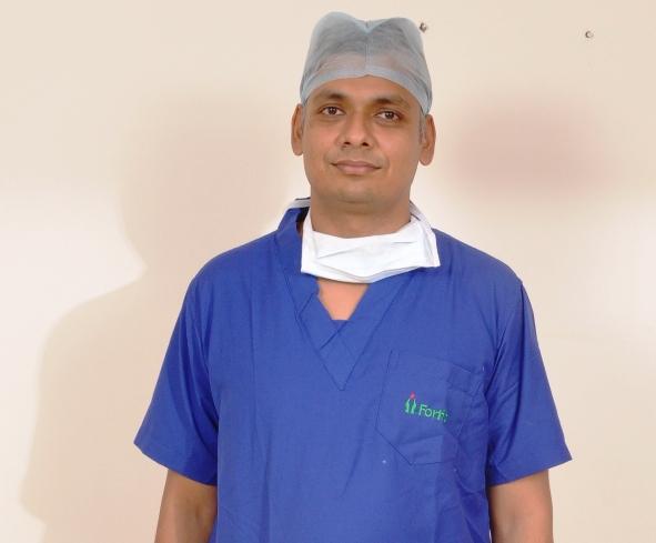 Dr. Mukesh Kumar Garg