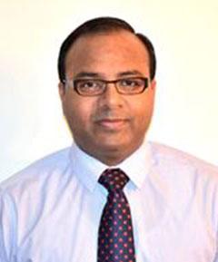 Dr. Ashish Singhal