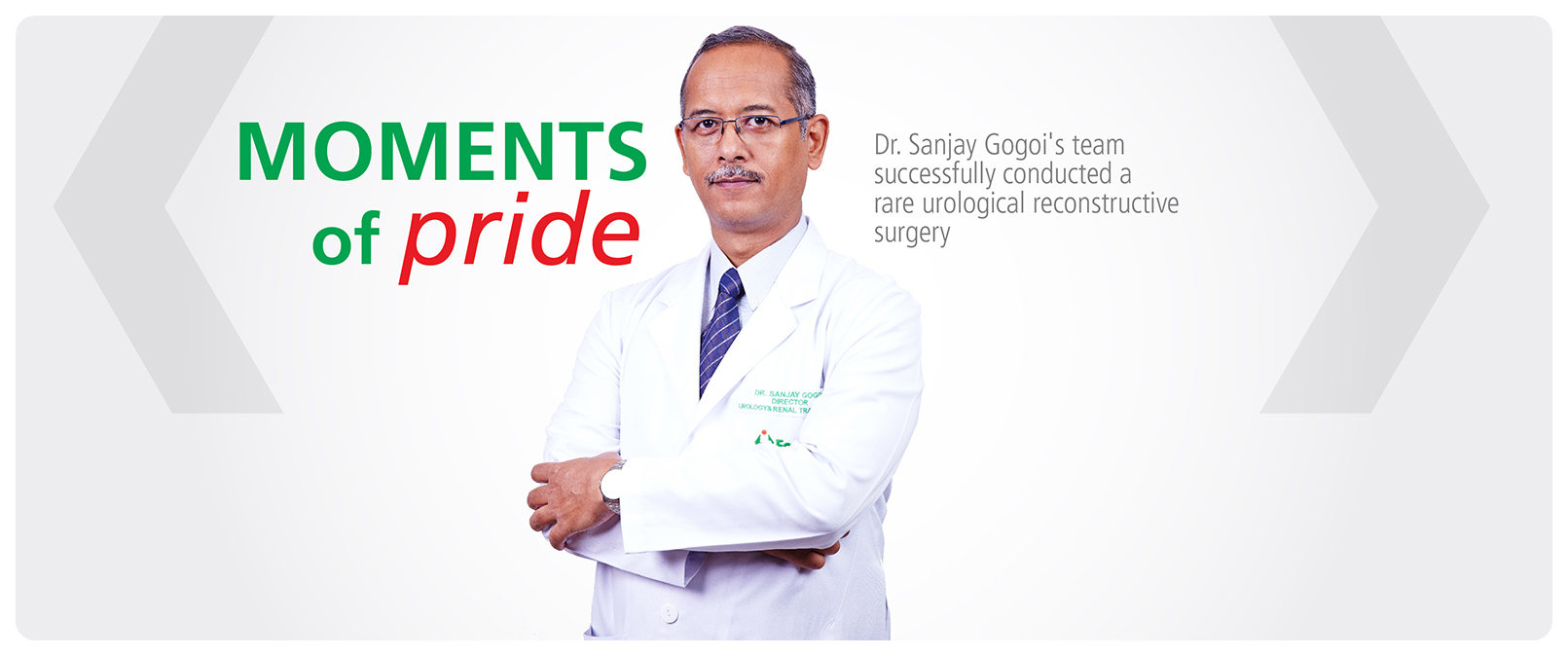 Dr Sanjay Gogoi