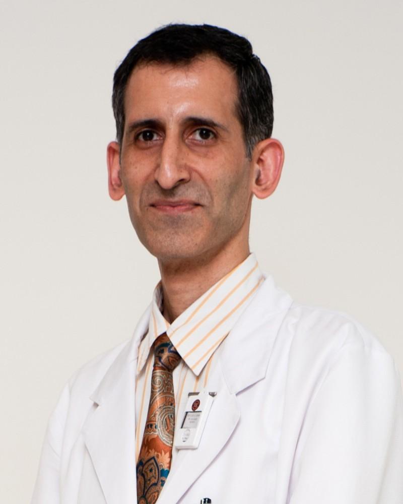 Dr. Anusheel Munshi