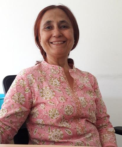 Dr Ritu Joshi