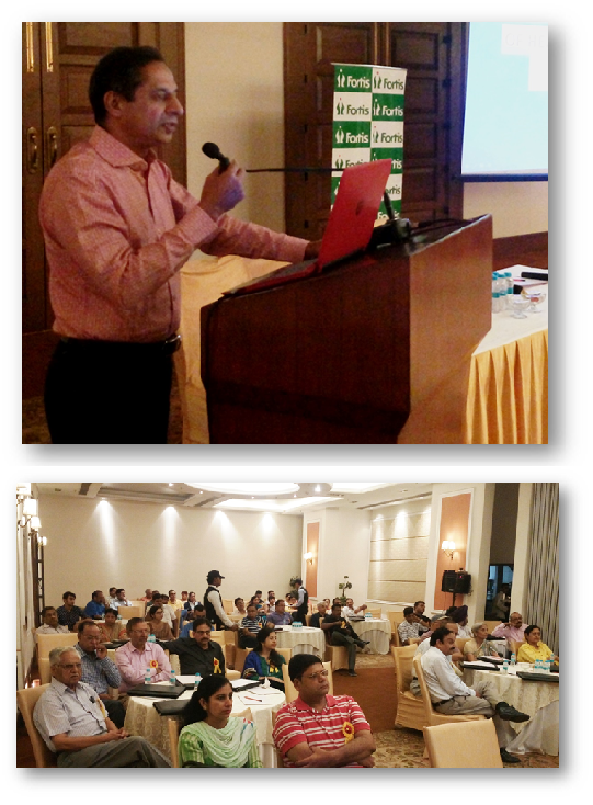 74 doctors attend Dr RK Jaswal CME