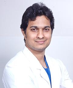 Dr. Sahish Vaikunth Kamat