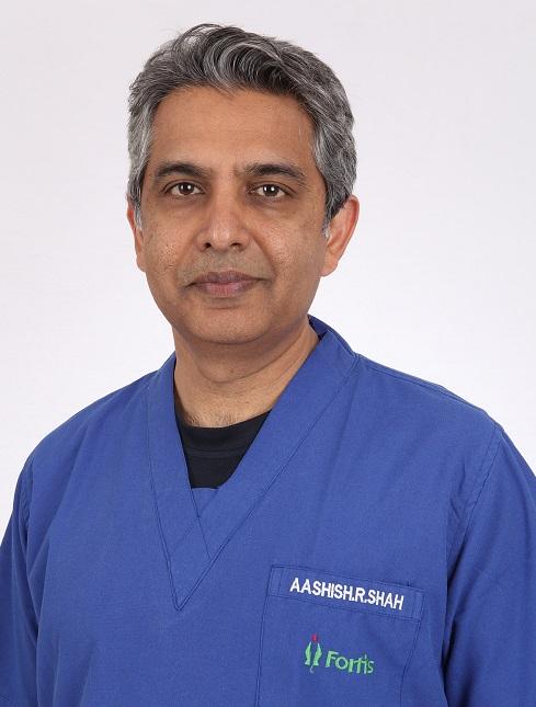 Dr. Aashish Shah