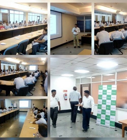 Health Talk at Tata Motors Plant at Jamshedpur | Fortis ...