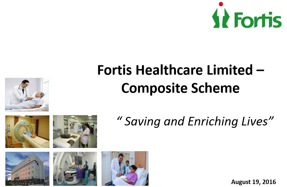 mis fortis healthcare limited Mumbai: rgam investment advisers pvt ltd, a unit of religare enterprises ltd, has entered into an agreement with fortis healthcare ltd to sell its affiliate company religare health trust trustee manager pte ltd (rhttmpl) for $149 million to fortis, the company said on thursday incorporated in.
