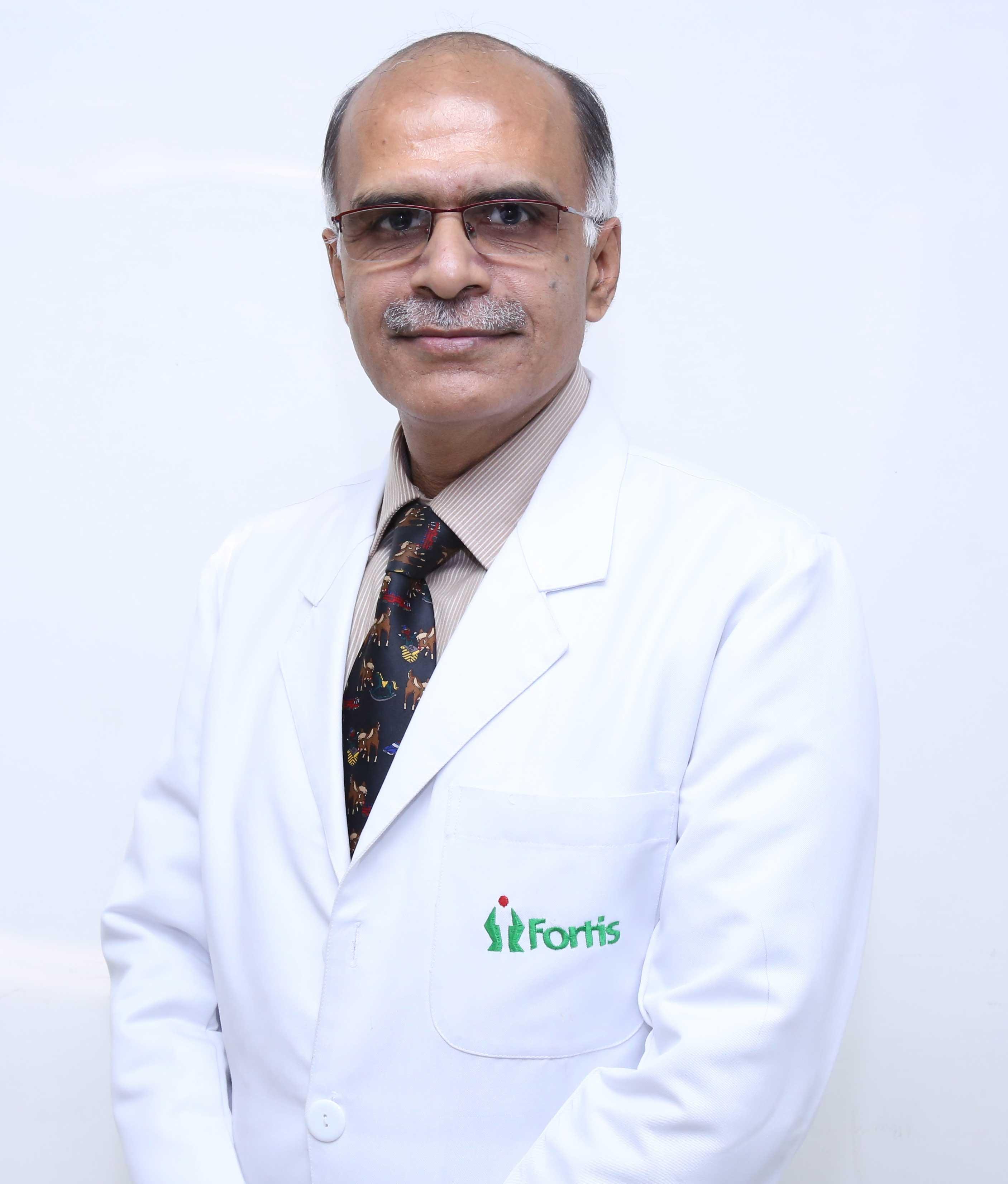 Dr. Rajesh Khanna