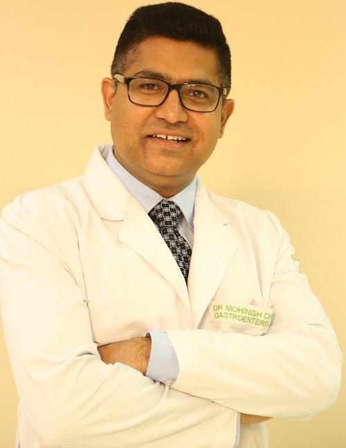 Dr. Mohinish Chhabra