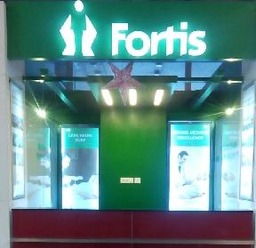 Fortis Kiosk