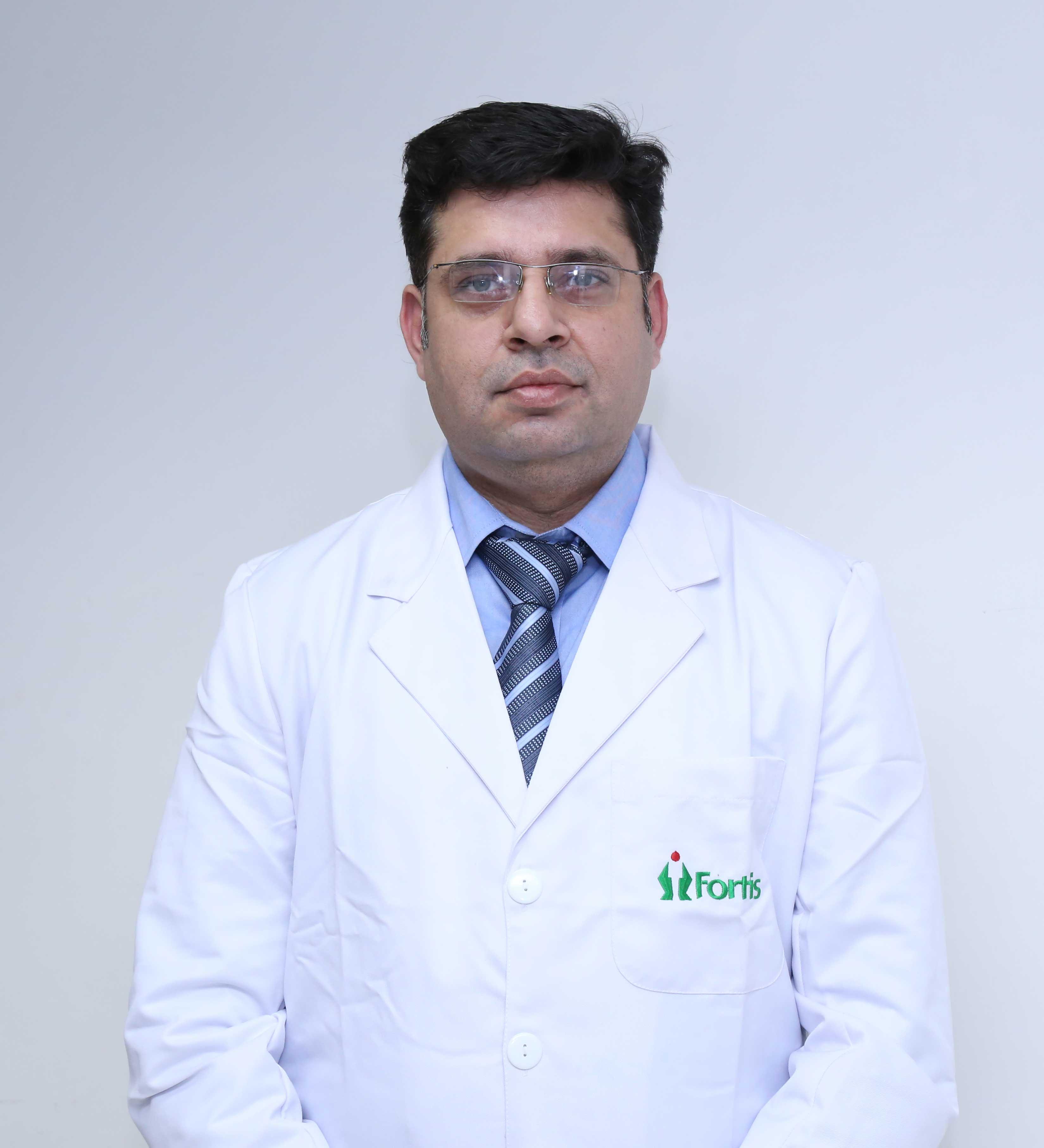 Dr. Vivek Goswami