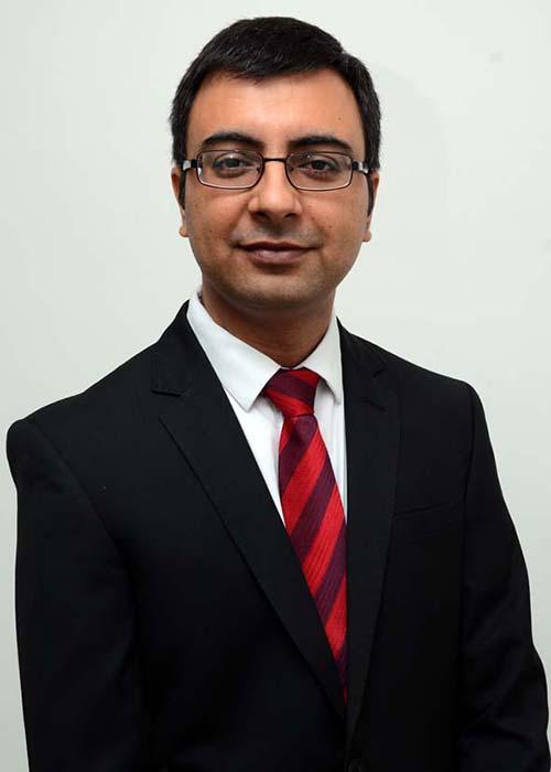 Dr. Yashesh Paliwal