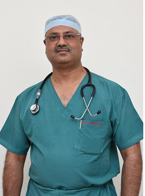 Dr. K.M Mandana