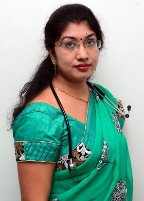 Dr. Sumita Saha (Paul)