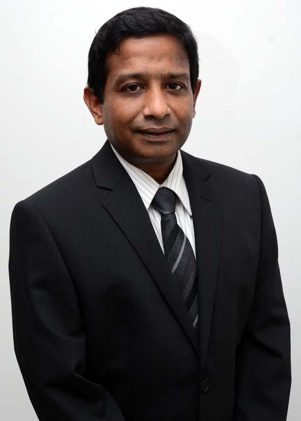 Dr. Santanu Bag