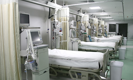 Visiting guidelines for Intensive Care Units (ICUs)